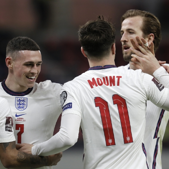 England came through their World Cup qualifiers with comfortable wins over San Marino and Albania