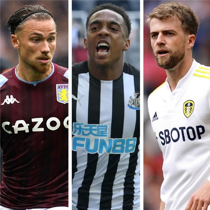 Matty Cash, Joe Willock and Patrick Bamford should make Gareth Southgate's England squad