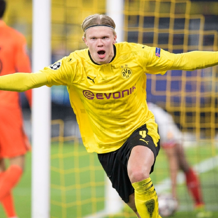 Erling Haaland is already one of the most coveted players in the world