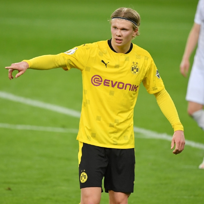 Speculation is rife hat Erling Haaland will leave Borussia Dortmund in the summer
