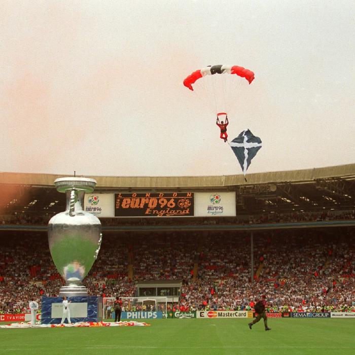 Euro 96 opening ceremony
