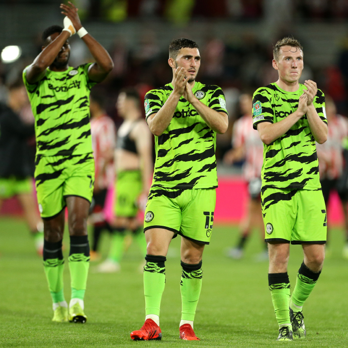Forest Green Rovers, League Two