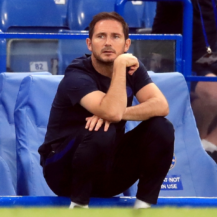 Frank Lampard has emerged as a leading candidate to replace Aidy Boothroyd as England Under-21 boss