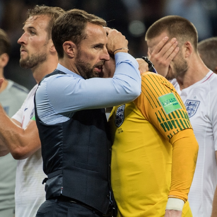 England's Euro 2020 campaign is set to end in final heartbreak, at least according to a supercomputer