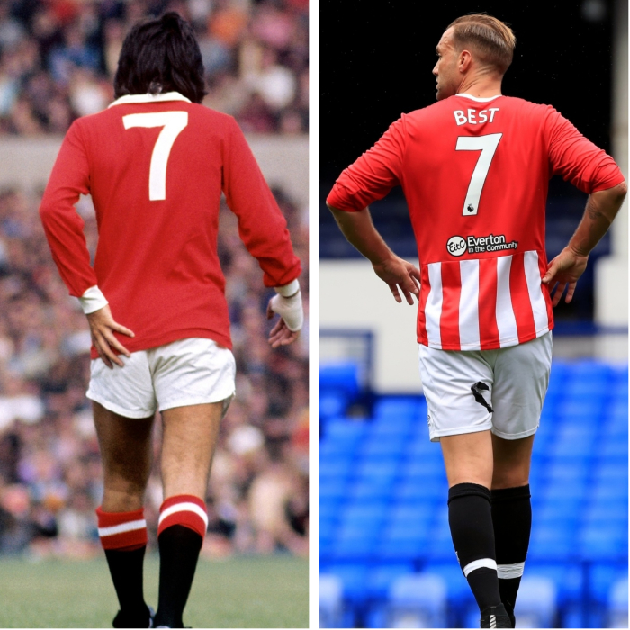 Following in the footsteps of their famous fathers proved too much for some, including Calum Best, son of Manchester United legend George