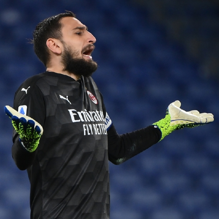 Gianluigi Donnarumma is being linked with a move to the English Premier League in the summer