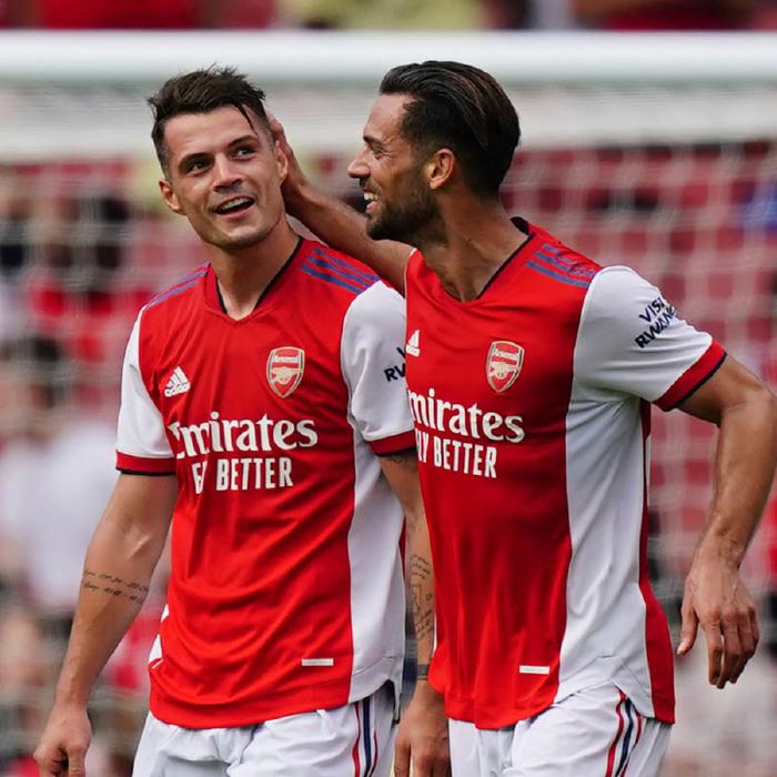 Granit Xhaka for Arsenal