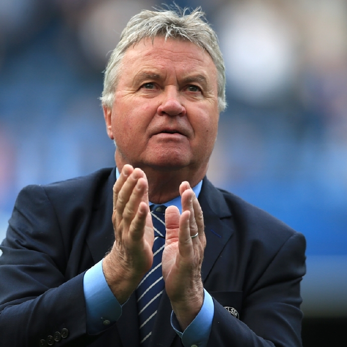 Guus Hiddink will be watching from home as his Curacao side begin their Gold Cup campaign