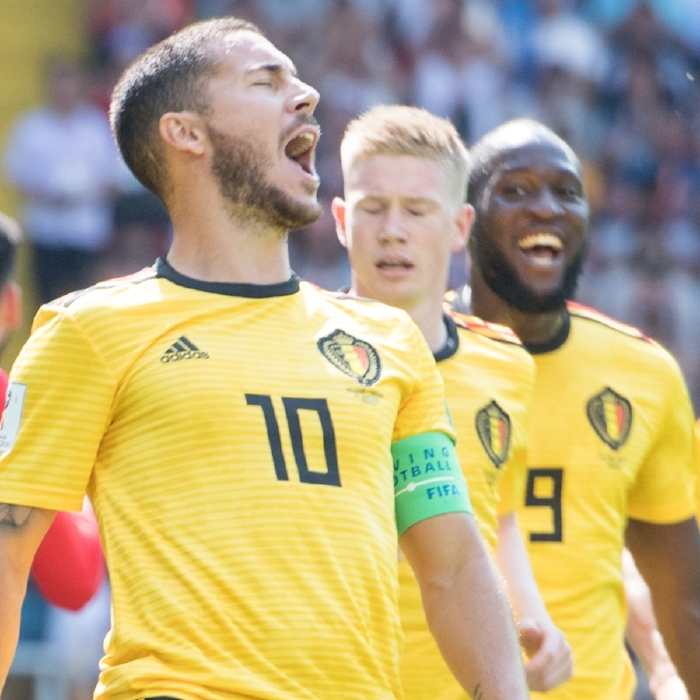 Belgium's front three can fire Roberto Martinez's side to Euro 2020 glory