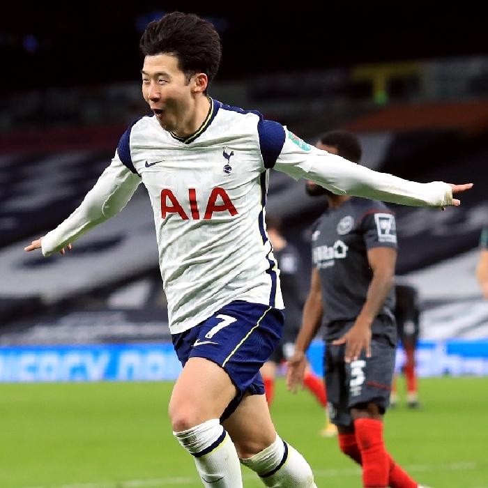 Tottenham not had enough highs this season.