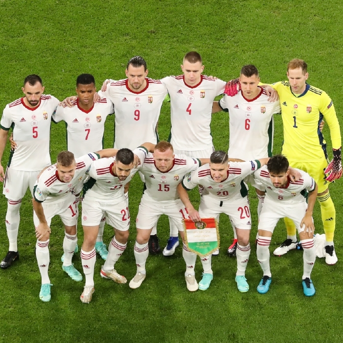 Hungary are England's next opponents