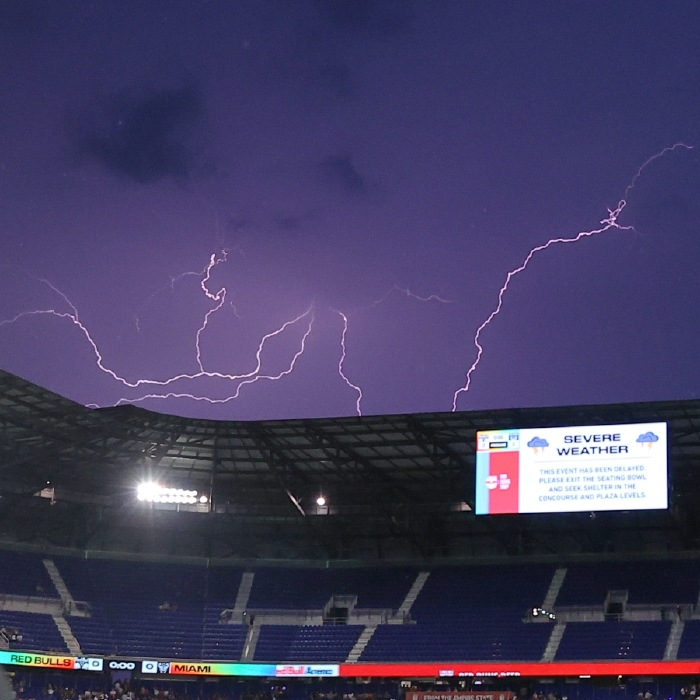 mls review weather disruption, Inter Miami vs NYRB