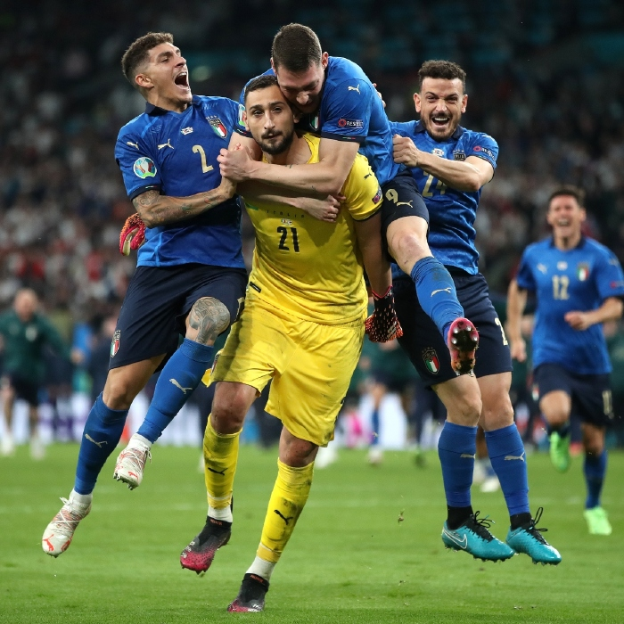 Italy will be looking to add another trophy to their cabinet after Euro 2020 glory in the summer