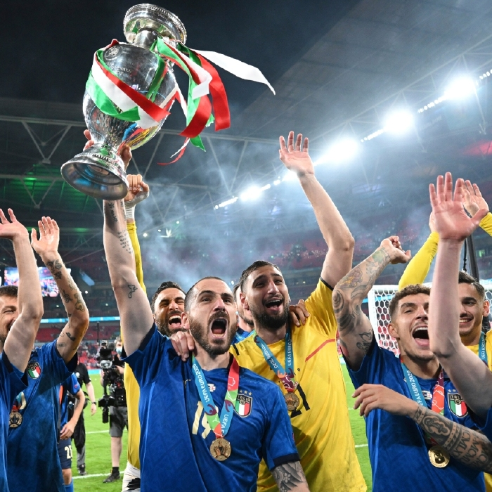 Italy will be playing their first match since their Euro 2020 final win