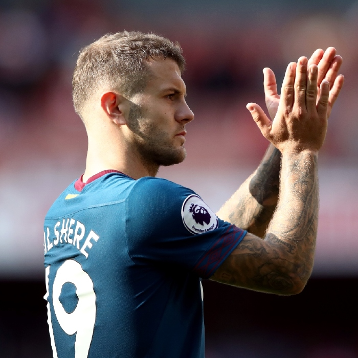 Jack Wilshere's iconic moments for Arsenal, West Ham and England