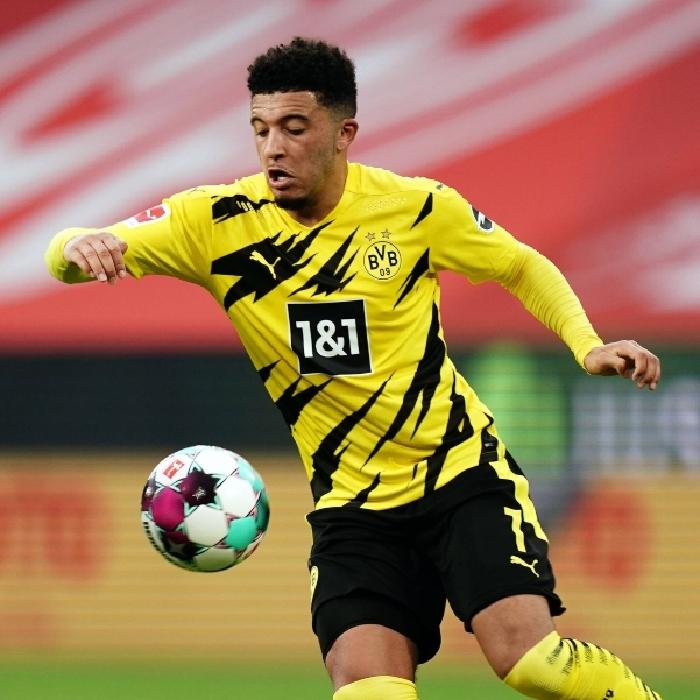 Interest in Borussia Dortmund and England winger Jadon Sancho is hotting up