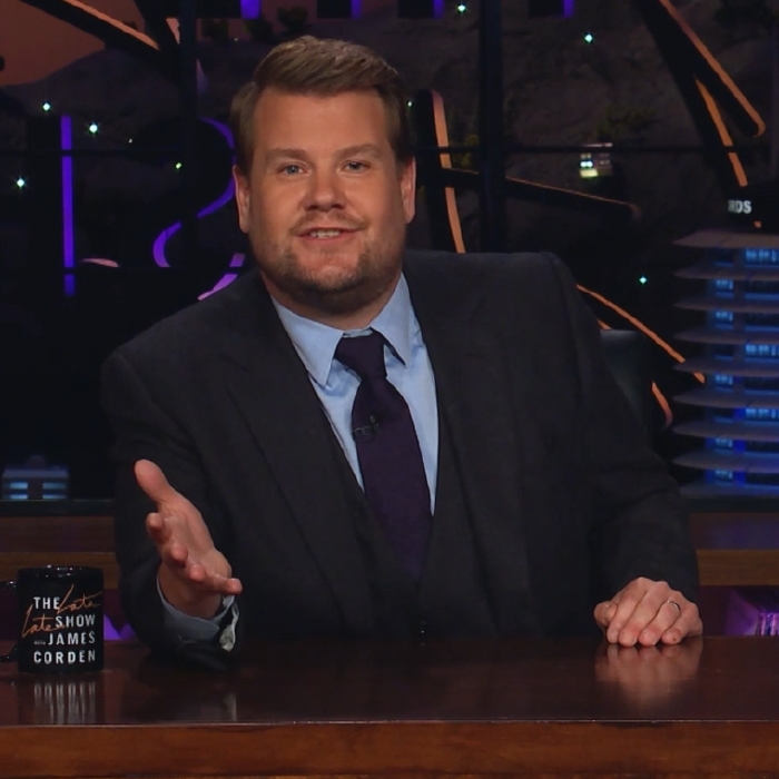 James Corden issued an impassioned plea against the European Super League on the Late, Late Show