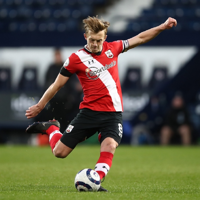 James Ward-Prowse renowned free-kick technique have made him indispensable for Southampton, while England manager Gareth Southgate is a big fan