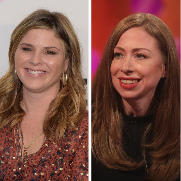 Jenna Bush Hager and Chelsea Clinton are to become co-owners of Washington Spirit