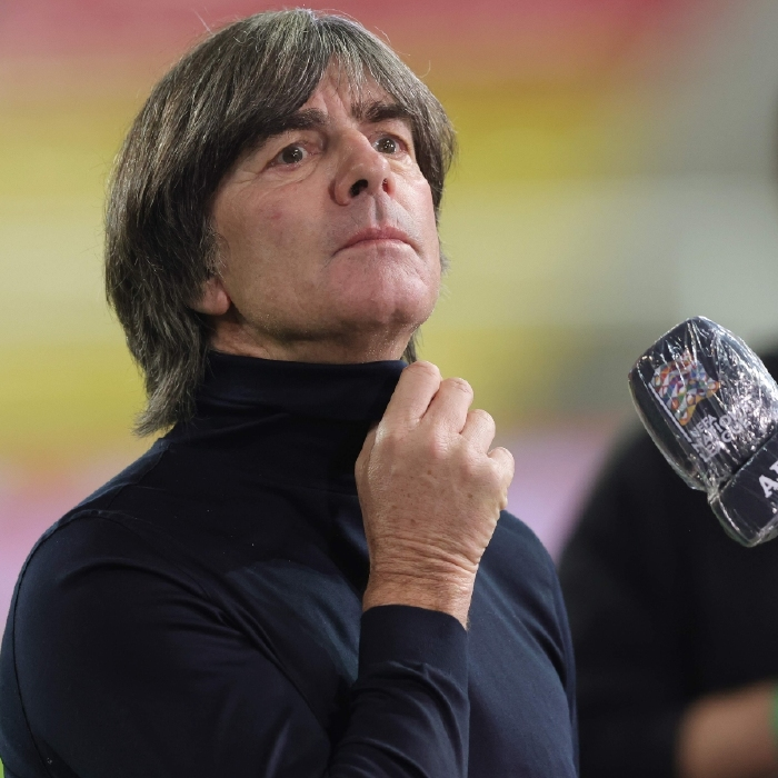 Joachim Low is stepping down from his role as Germany coach after the Euros