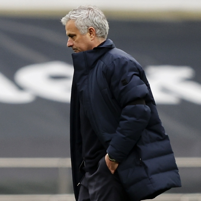 Jose Mourinho has paid the price for a poor run of form at Tottenham