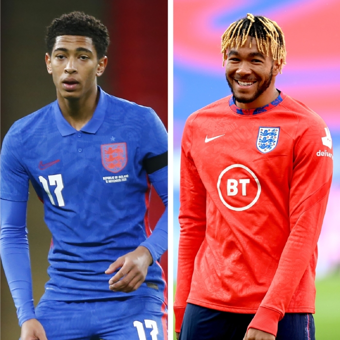 Jude Bellingham and Reece James saw their England senior chance boosted after being omitted from Aidy Boothroyd's Under-21 squad