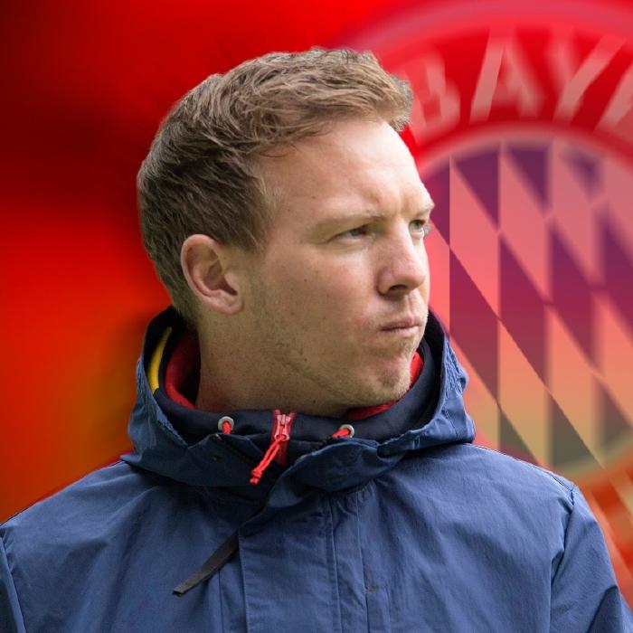 RB Leipzig boss Julian Nagelsmann is a wanted man