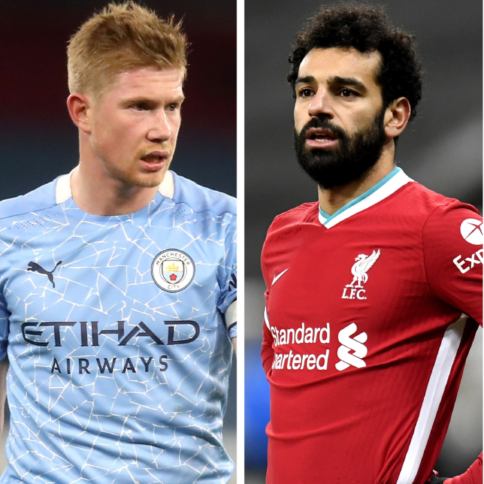 Kevin De Bruyne or Mohamed Salah. Who is the best?