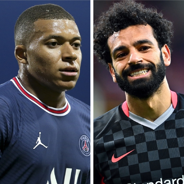 Who is the better option for Liverpool, Kylian Mbappe or Mo Salah