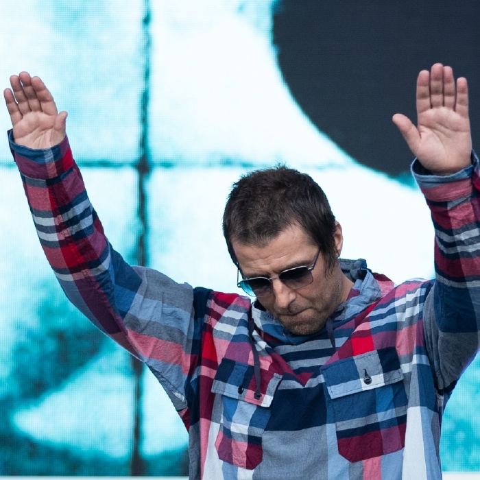Liam Gallagher took to Twitter after Manchester City's latest win, their 21st consecutive win in all competitions