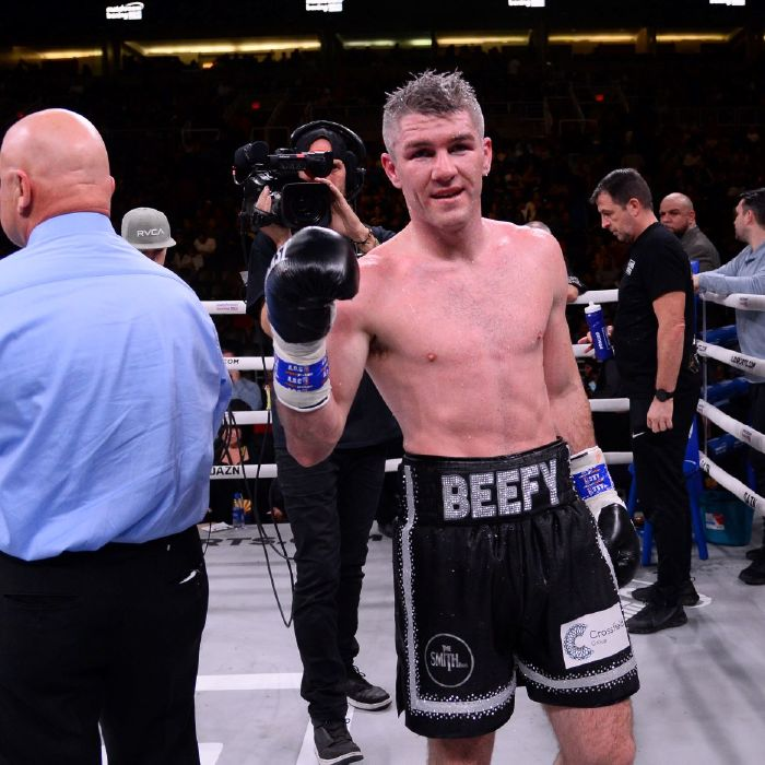 Liam Smith: Faces Anthony Fowler on October 9