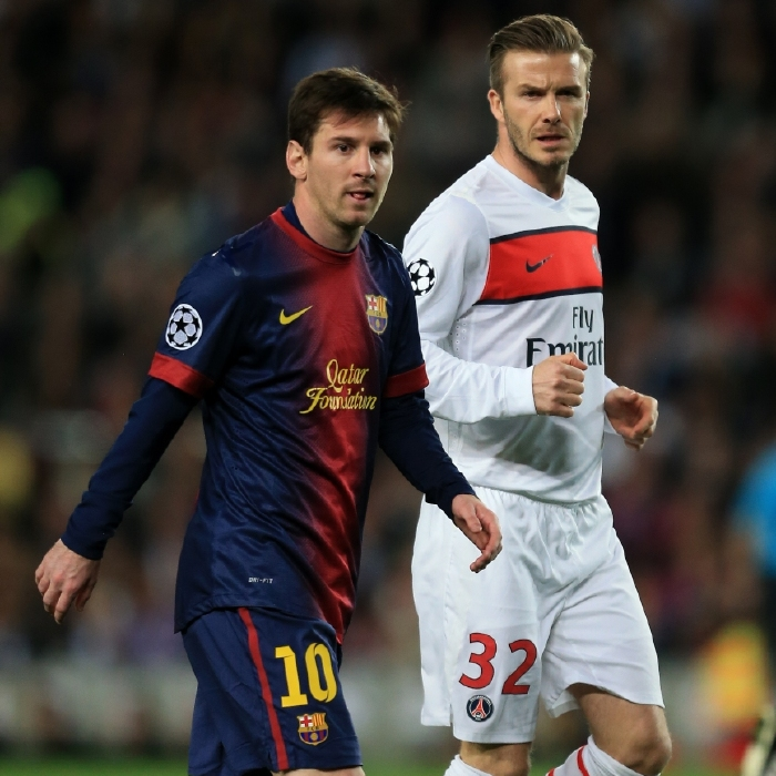 Could Lionel Messi and David Beckham be reunited at Inter Miami?