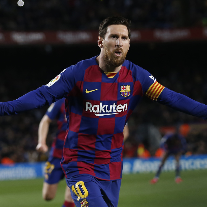 Lionel Messi could be heading to New York City after a spell in the Premier League