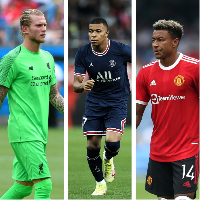 Eight wantaway players that can't wait for the next transfer window.
