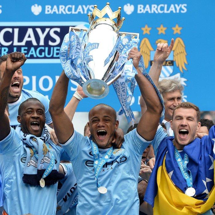 Vincent Kompany - Manchester City legend