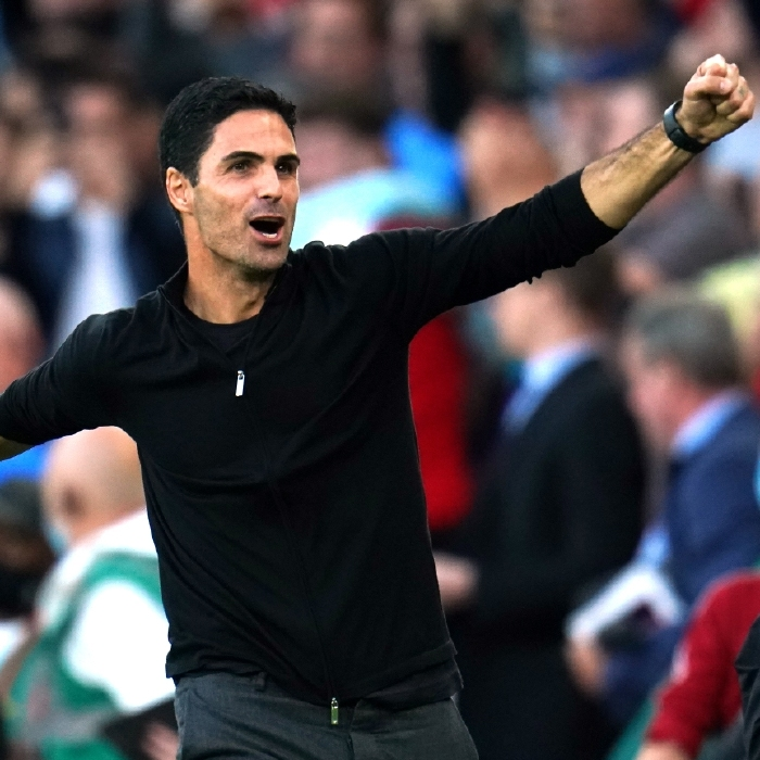 How fortunes have turned for Arsenal boss Mikel Arteta in September