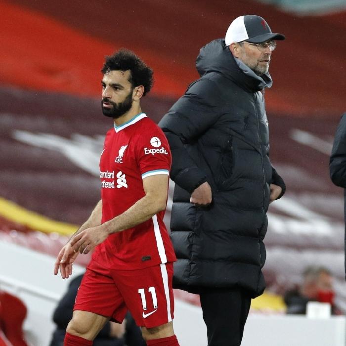 Jurgen Klopp's pressing game has left Liverpool jaded, according to Chris Waddle