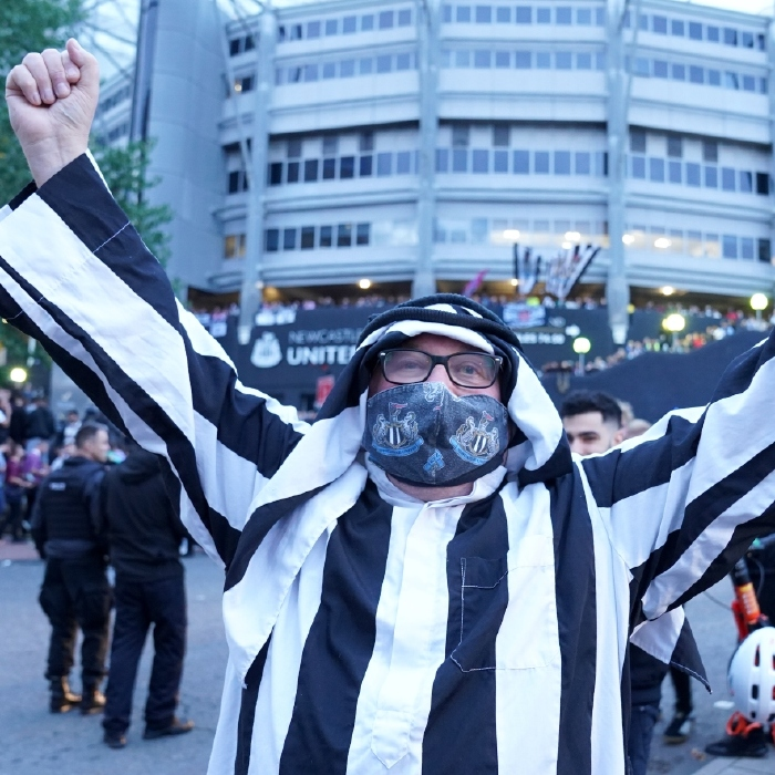 Newcastle fans are celebrating but their is much work to be done by their new owners