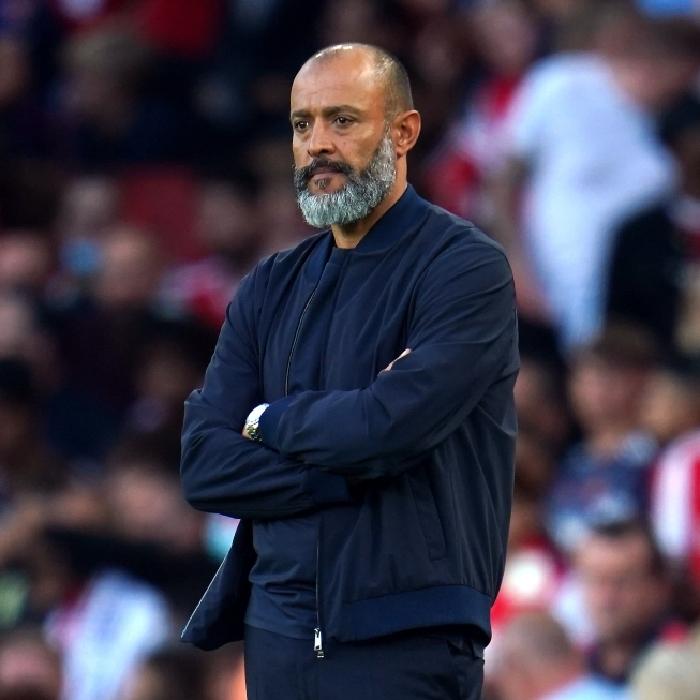 Nuno Espirito Santo is under early pressure at Tottenham