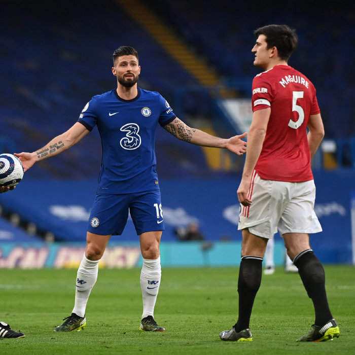 Stalemate at Stamford Bridge all but ends Man United's title challenge.