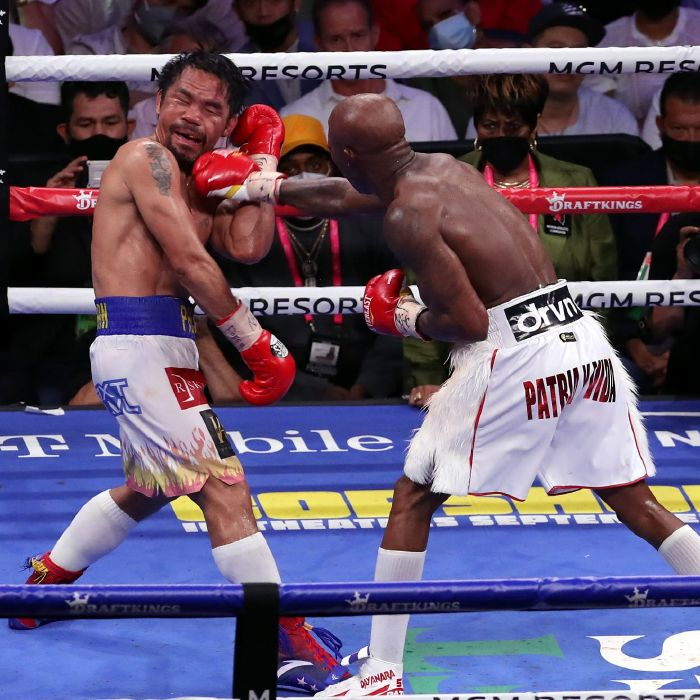 Manny Pacquiao hints at retirement as comeback fight ends in defeat