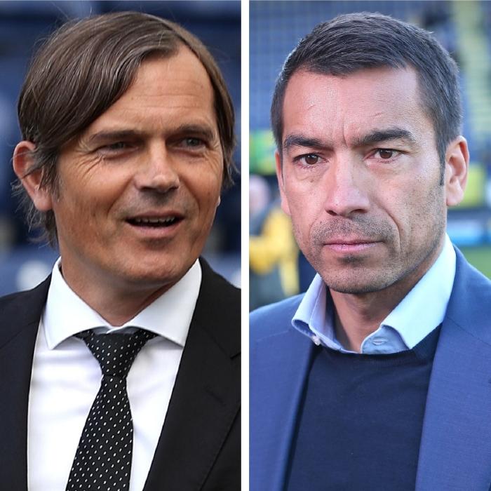 Phillip Cocu or Giovanni van Bronckhorst could be surprise short-term appointments for Barcelona