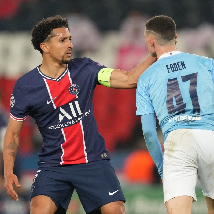 Manchester City are looking to defend a 2-1 advantage at home to PSG in the Champions League semi-final second leg tie