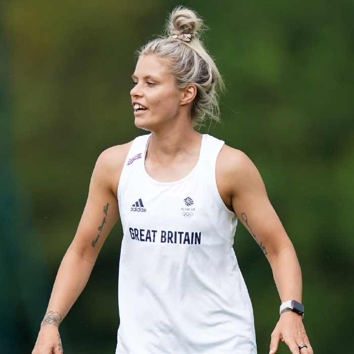 Rachel Daly and Great Britain are third favourites for the gold