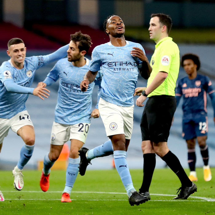 Manchester City can take another big step towards the Premier League title