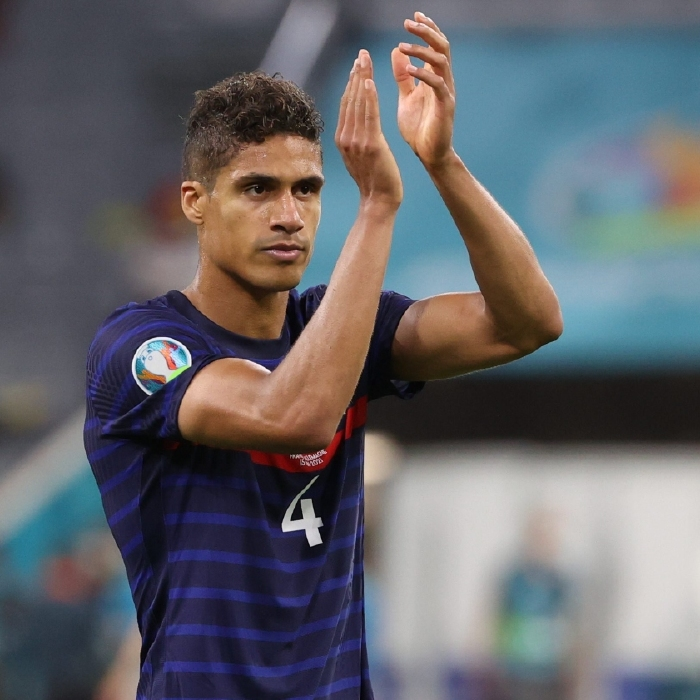 Raphael Varane is set to join Manchester United from Real Madrid