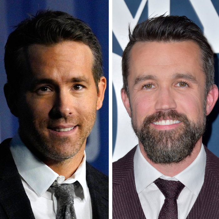 American actors Ryan Reynolds and Rob McElhenney are the new owners of Wrexham FC