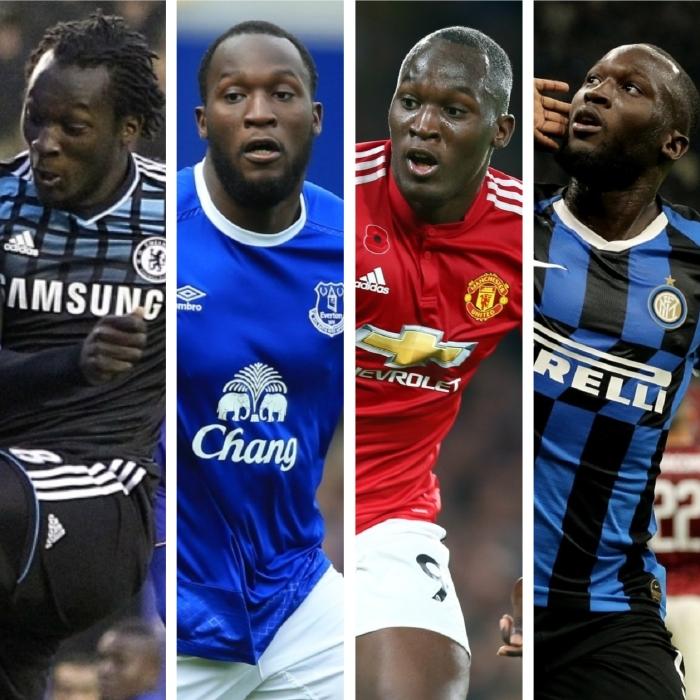 Romelu Lukaku has rejoined Chelsea for £97.5million