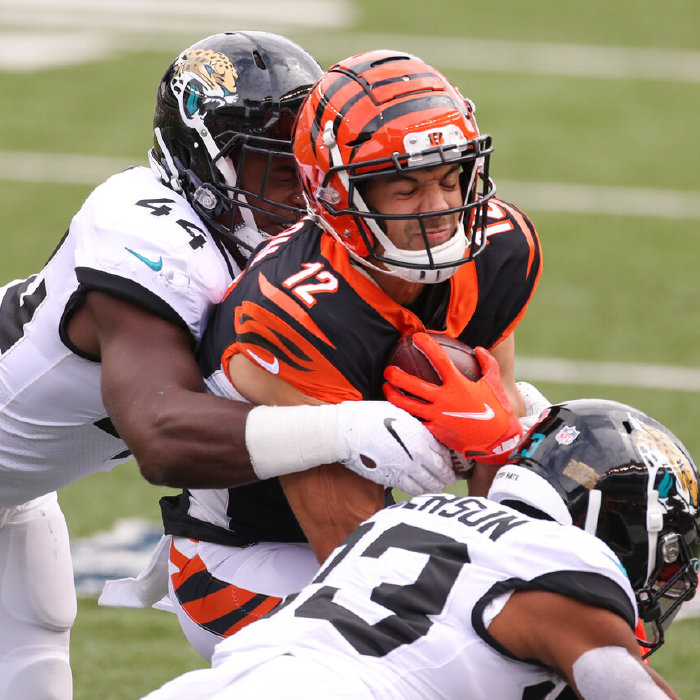 Tonight will be the 24th NFL meeting between the Jaguars and Bengals