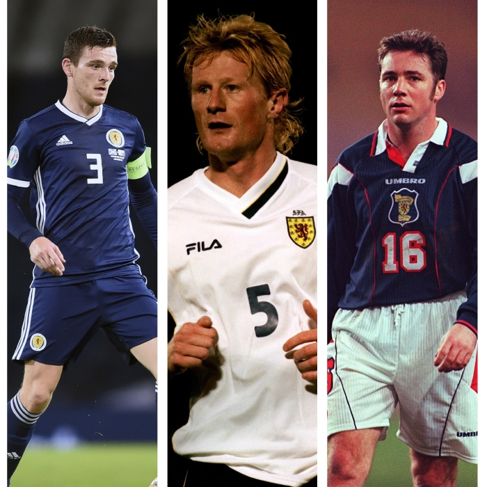 Scotland combined XI, Euro 96 & Euro 2020